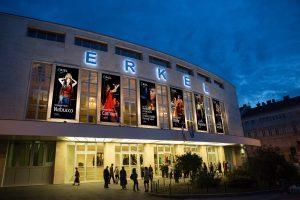 Erkel Színház Budapest
