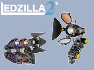 LEDZilla 2 - Szörnyek újratöltve