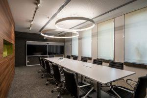 Iroda világítás, Varian Medical