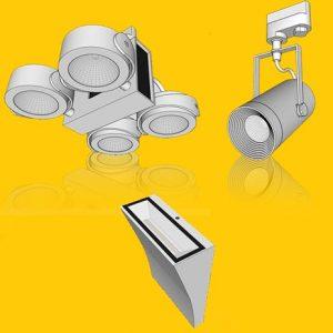 Tervezői eszközök az SLV termékekhez