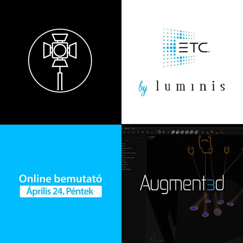 ETC Augment3D online bemutató