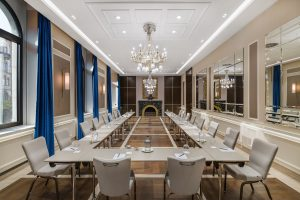 Radisson Blu Béke Hotel  Zsolnay terem
