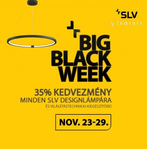 SLV Big Black Week