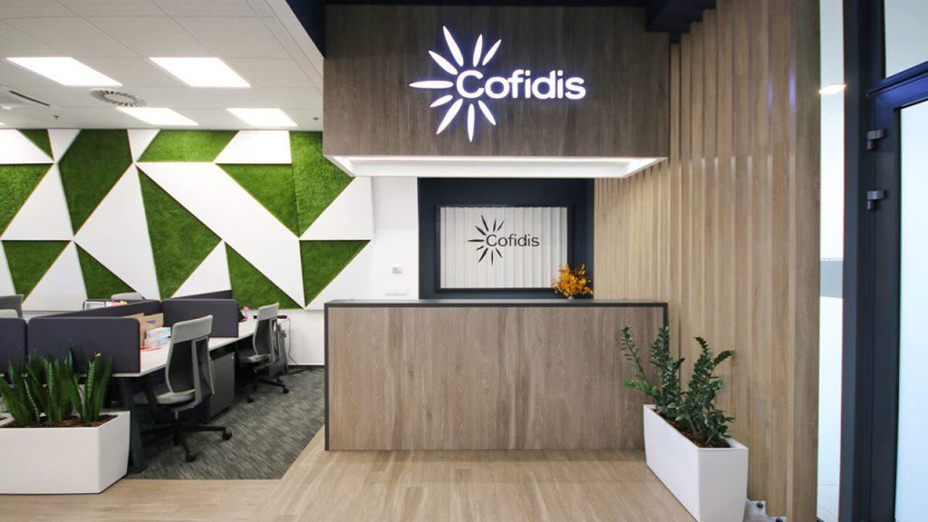 Cofidis Call Center  -Az év irodája nevező